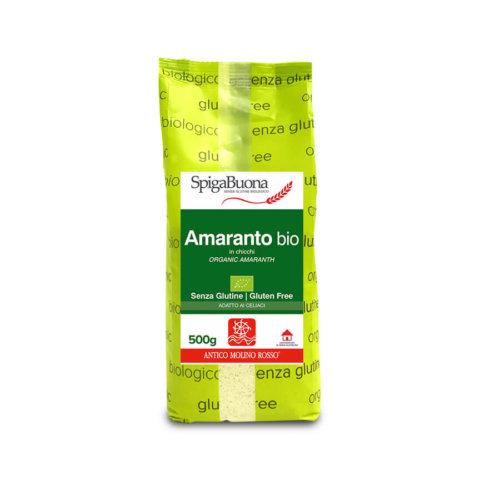 amaranto Bio in chicco Spigabuona