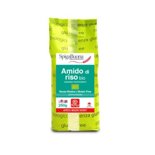 amido di riso bio Spigabuona