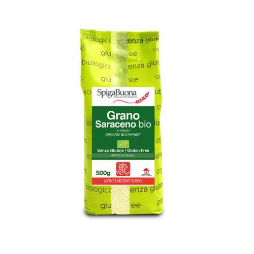 grano saraceno Bio in chicco Spigabuona