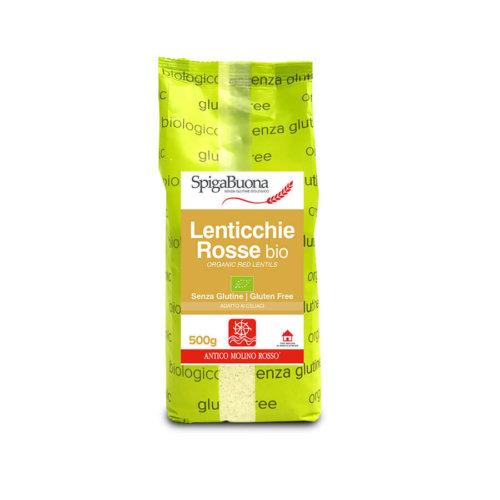 lenticchie rosse Bio Spigabuona