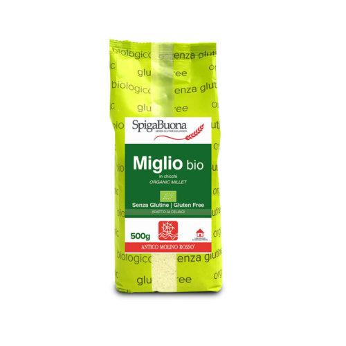miglio Bio in chicco Spigabuona