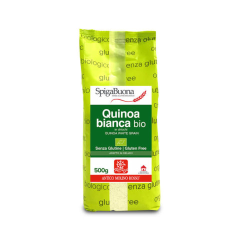 quinoa bianca Bio in chicco Spigabuona