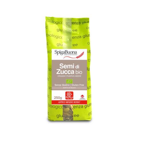 semi di zucca bio Spigabuona