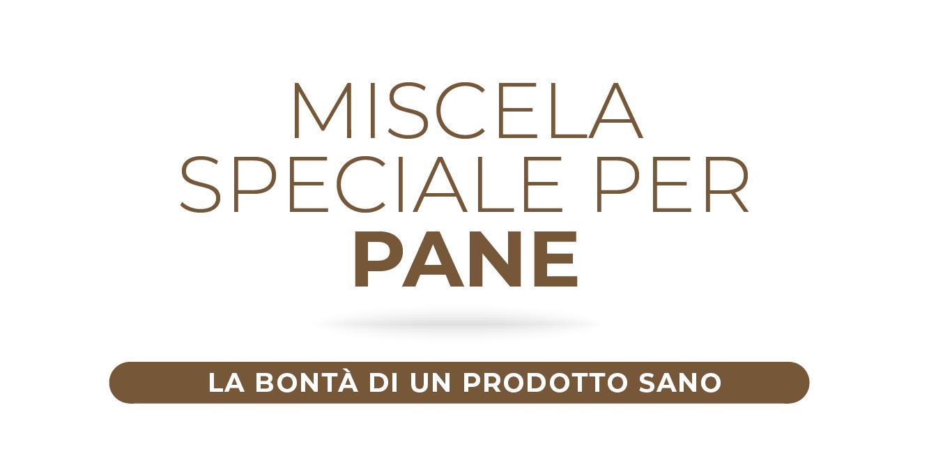 MIX PANE GLUTEN FREE SPIGABUONA