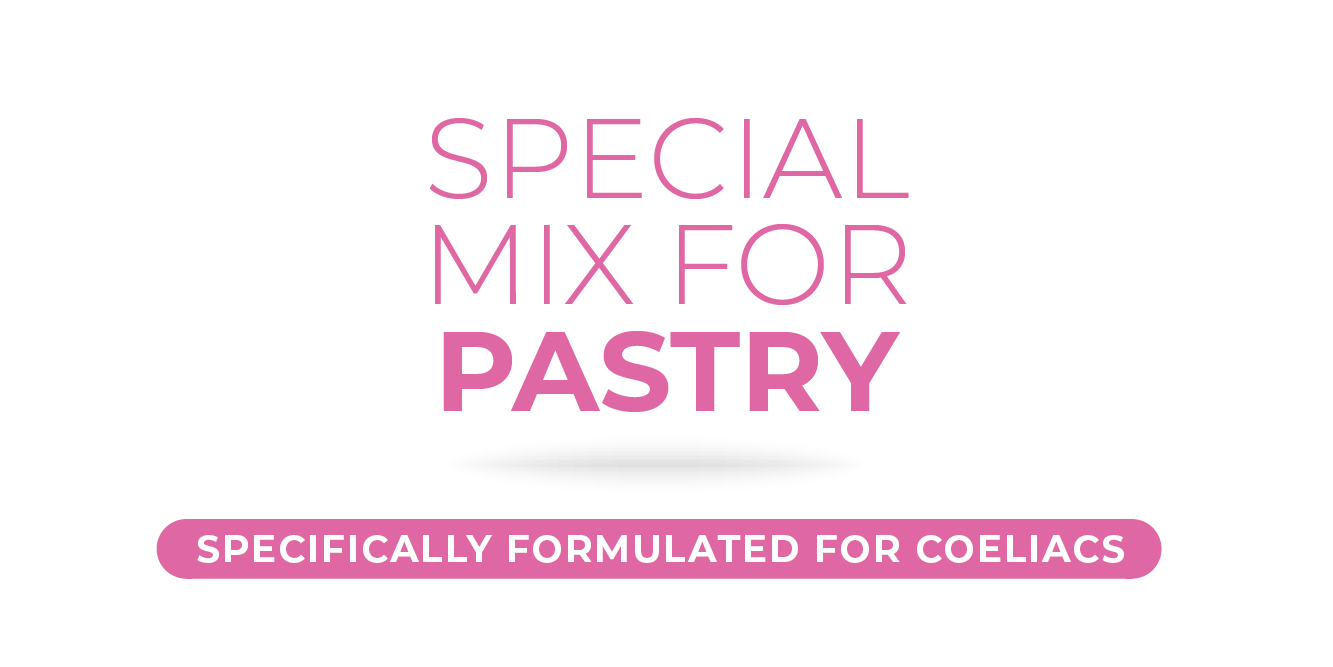 special mix for pastry gluten free