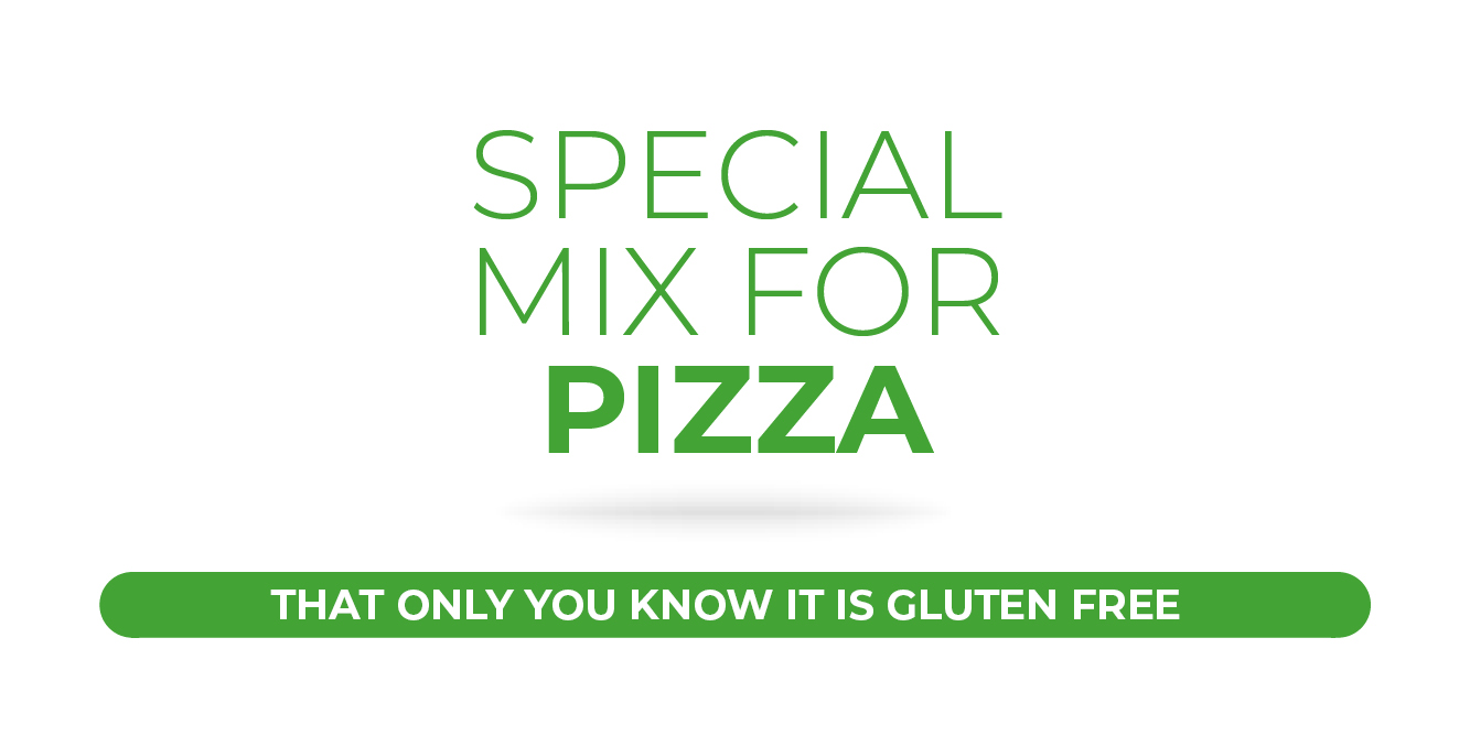 special mix for pizza gluten free