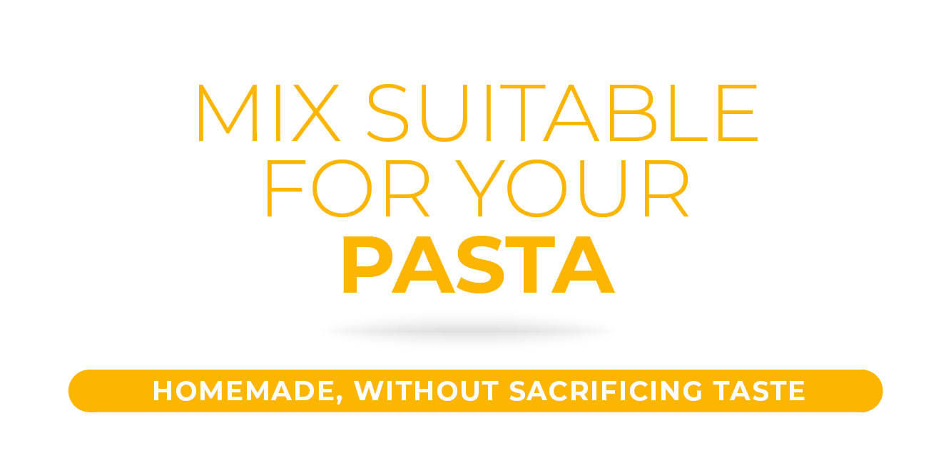 special mix for pasta gluten free